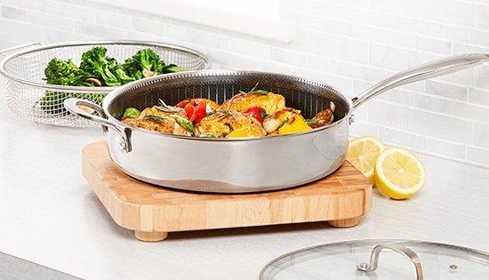 copper chef titan pan review